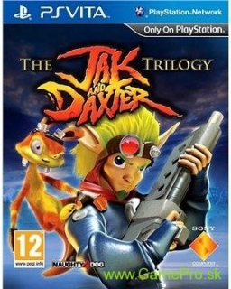 Jak and Daxter - The Trilogy (PSV)
