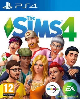 Sims 4 (PS4)