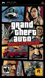 Grand Theft Auto - Liberty City Stories (PSP)