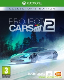 Project CARS 2 (Collectors Edition) (XBOX ONE)