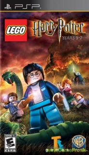 LEGO Harry Potter - Years 5-7 (PSP)