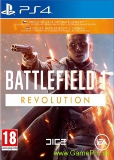 Battlefield 1 (Revolution Edition) (PS4)