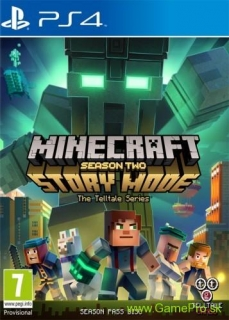 Minecraft - Story Mode - Season Two (PS4)