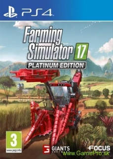 Farming Simulator 17 (Platinum Edition) (PS4)
