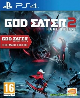 God Eater 2 - Rage Burst (PS4)