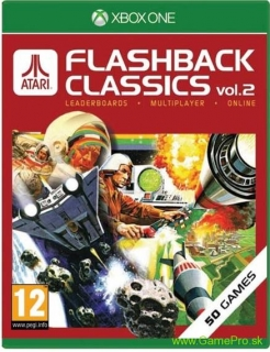 Atari Flashback Classics Collection - Vol. 2 (Xbox One)