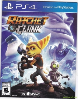 Ratchet and Clank OEM (PS4)