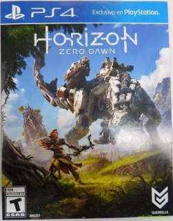 Horizon - Zero Dawn OEM (PS4)