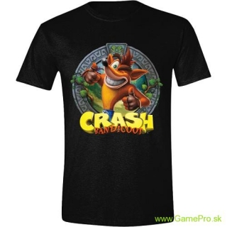 Crash Bandicoot - Logo (T-Shirt)