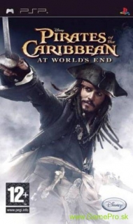 Pirates of the Caribbean - At Worlds End (PSP)