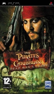 Pirates of the Caribbean - Dead Mans Chest (PSP)