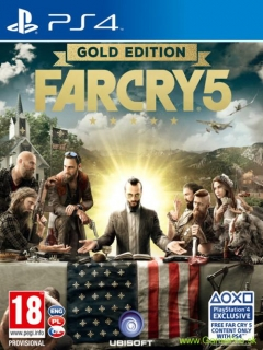 Far Cry 5 (Gold Edition) (PS4)