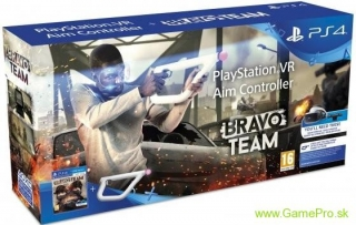 Bravo Team + Aim Controller (PS4)