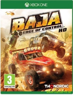 Baja - Edge of Control HD (Xbox One)