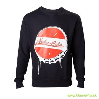 b38150cd919e Fallout 4 - Nuka Cola Bottle Cap Sweater