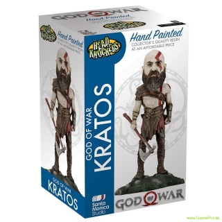 God of War 2018 Kratos Head Knocker 22 cm