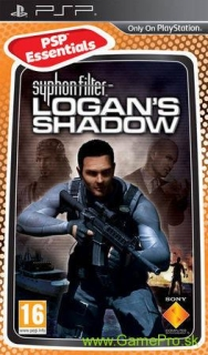 Syphon Filter - Logans Shadow (PSP)