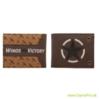 Call of Duty WWII peňaženka - Logo Bifold Wallet