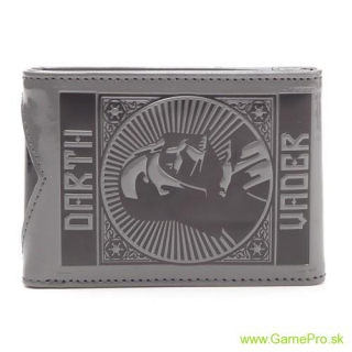 Star Wars peňaženka Darth Vader Trifold Wallet