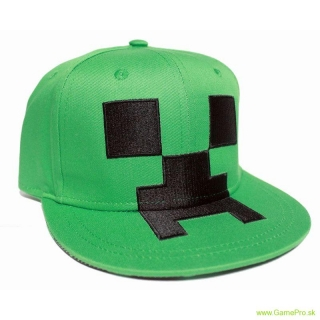 Minecraft - Baseball Cap Creeper