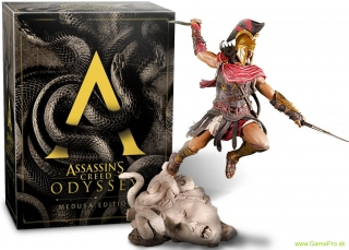 Assassins Creed - Odyssey (Medusa Edition) (PS4)