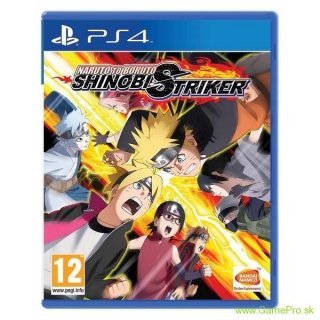 Naruto to Boruto - Shinobi Striker (PS4)