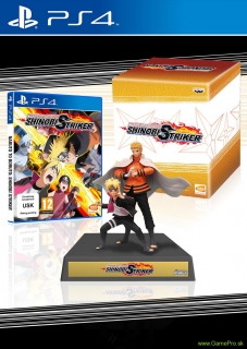 Naruto to Boruto - Shinobi Striker (Collector Edition) (PS4)