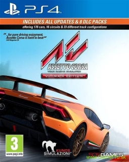 Assetto Corsa (Ultimate Edition) (PS4)