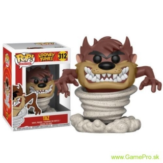 Pop! Animation - Looney Tunes - Tornado Taz