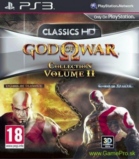God of War Collection Vol. 2 (Essentials ed.) (PS3)