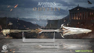Assassins Creed - Odyssey - Broken Spear of Leonidas