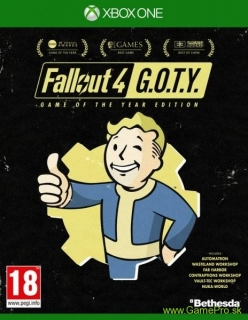 Fallout 4 (Game of the Year Edition) (XBOX ONE)