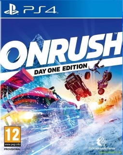 Onrush (D1 Edition) (PS4)