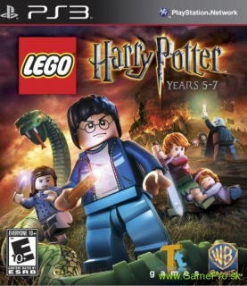 LEGO Harry Potter - Years 5-7 (PS3)