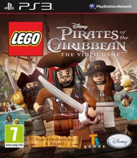 LEGO Pirates of the Caribbean - The Video Game (PS3)