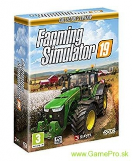 Farming Simulator 19 CZ (Collectors Edition) (PC)