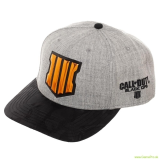 Call of Duty - Black Ops 4 Logo Cap