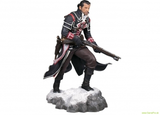 Assassins Creed Rogue The Renegade PVC Statue Shay 24 cm