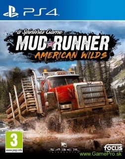Spintires - Mudrunner (American Wilds Edition) (PS4)