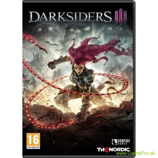 Darksiders 3 (Apocalypse Edition) (PC)
