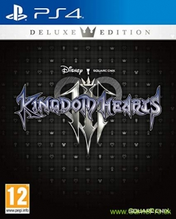Kingdom Hearts 3 (Deluxe Edition) (PS4)