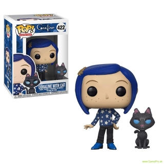 Pop! Animation - Coraline - Coraline with Cat