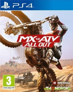 MX vs. ATV - All Out (PS4)