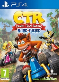 Crash Team Racing Nitro-Fueled Races (PS4)
