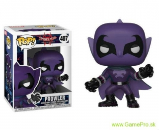 Pop! Animated Spider-Man - Prowler (Bobble-Head)