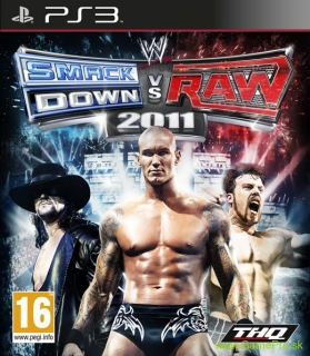 SmackDown! vs. Raw 2011 (PS3)