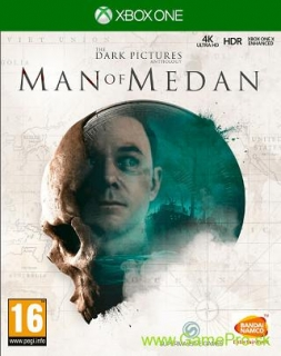 Dark Pictures - Man of Medan (XBOX ONE)