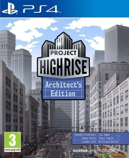 Project Highrise (Architects Edition) (PS4)