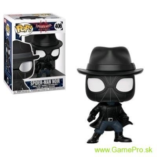 Pop! Animated Spider-Man - Spider-Man Noir (Bobble-Head)