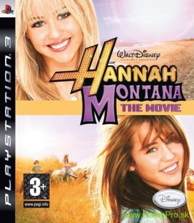 Hannah Montana - The Movie (PS3)
